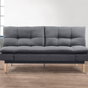 Grey Birlea Squish Sofa Bed