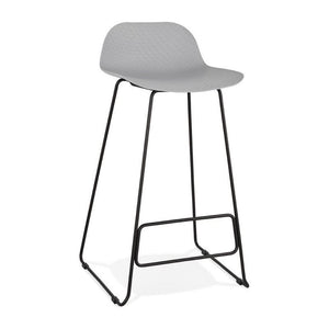 Grey Slade Bar Stool