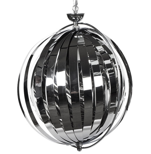 Chrome Contemporary Kokoon Emily Hanging Lamp HL00130CH
