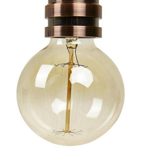 Clear Contemporary Kokoon Bulbo Hanging Light HL00490CL