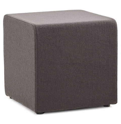 Dark Grey Contemporary Kokoon Formo Footstool LS00730DG