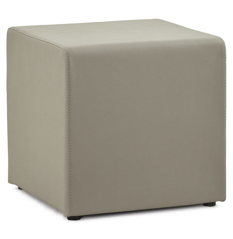 Grey Contemporary Kokoon Rubik Footstool LS00760GR