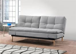 Light Grey Birlea Squish Sofa Bed