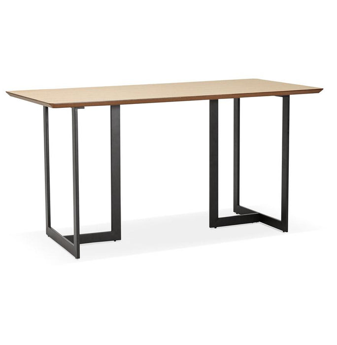 Natural Modern Dorr Office Desk
