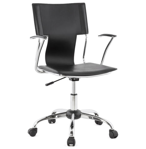 Black Contemporary Kokoon Oxford Office Chair OC00060BL
