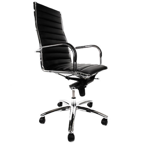 Black Designer Kokoon Torino Office Chair OC00080BL
