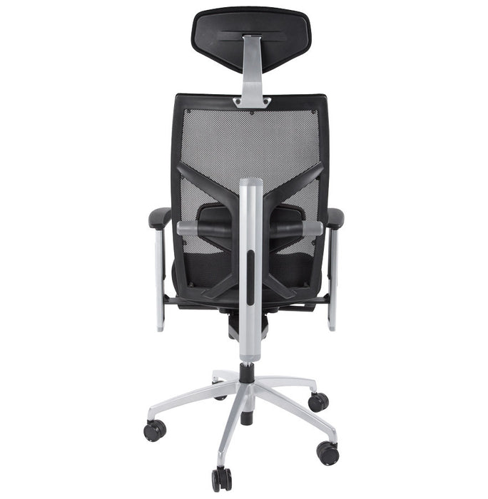 Black Contemporary Kokoon Mit Office Chair OC00090BL