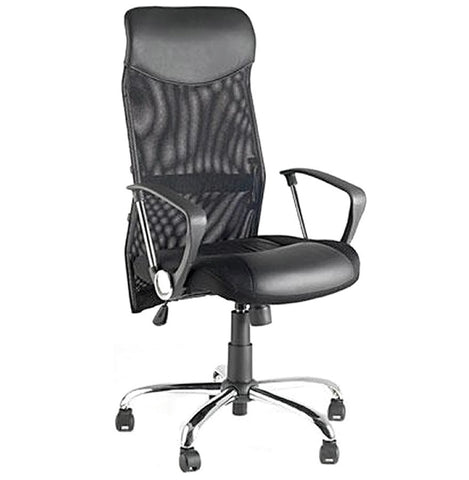 Black Modern Kokoon Cambridge Office Chair OC00120BL