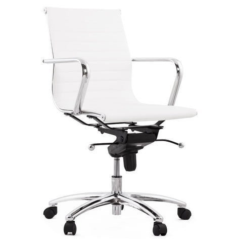 White Modern Kokoon Michelin Office Chair OC00170WH