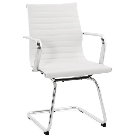White Modern Kokoon Yotta Office Chair OC00190WH