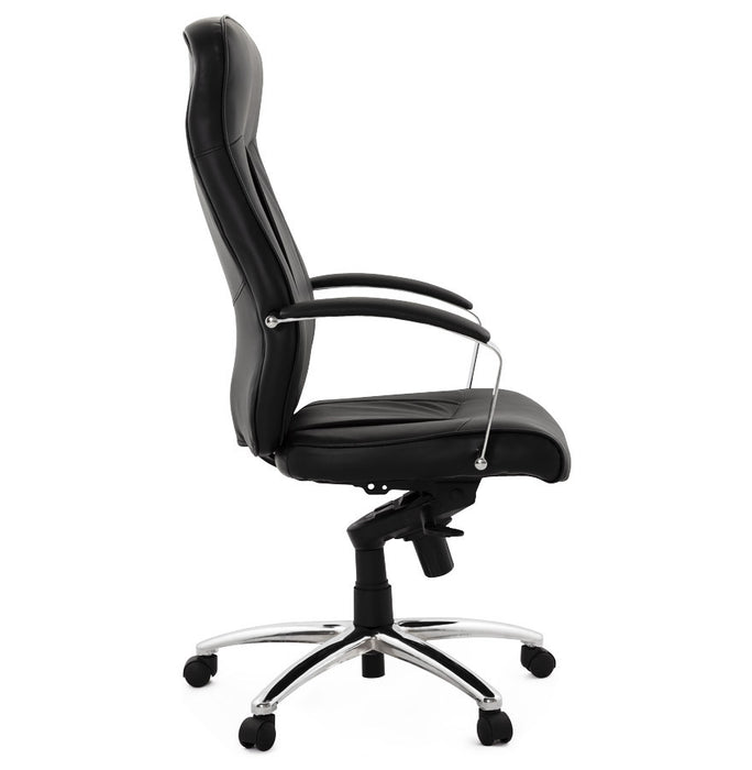 Black Contemporary Kokoon Chester Office Chair OC00210BL