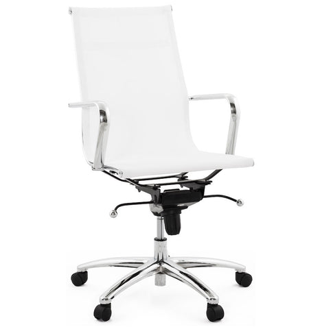 White Designer Kokoon Liana Office Chair OC00220WH