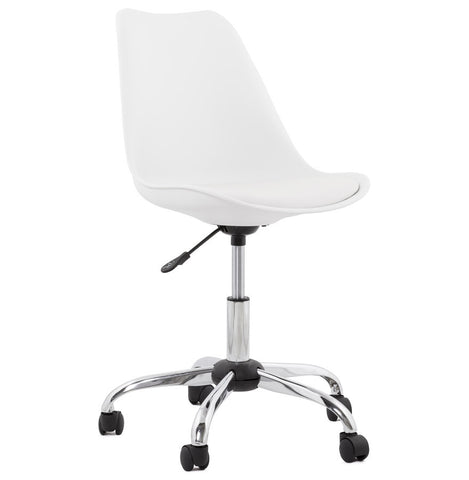White Designer Kokoon Edea Office Chair OC00280WHWH