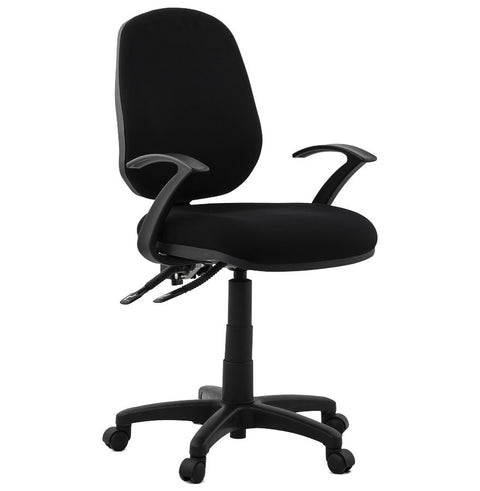 Black Modern Kokoon Betsy Office Chair OC00310BL
