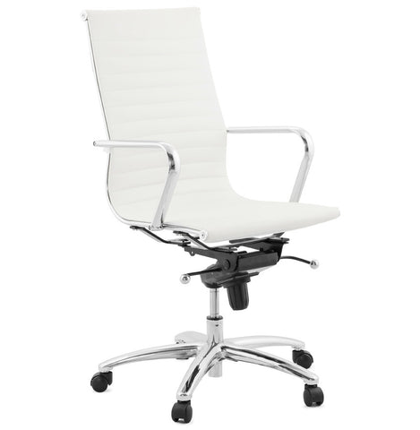 White Designer Kokoon Relik Office Chair OC00350WH