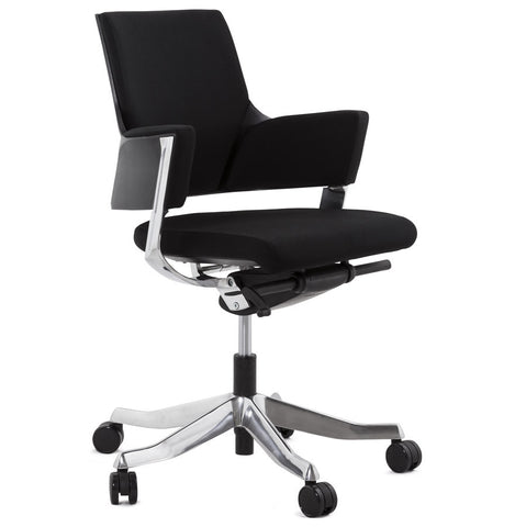 Black Contermpory Kokoon Ray Office Chair OC00390BL