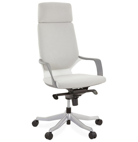 Grey Designer Kokoon Alyssa Office Chair OC00400GR