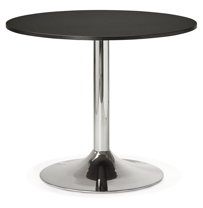 Black Contemporary Kokoon Radon Table OT00330BL