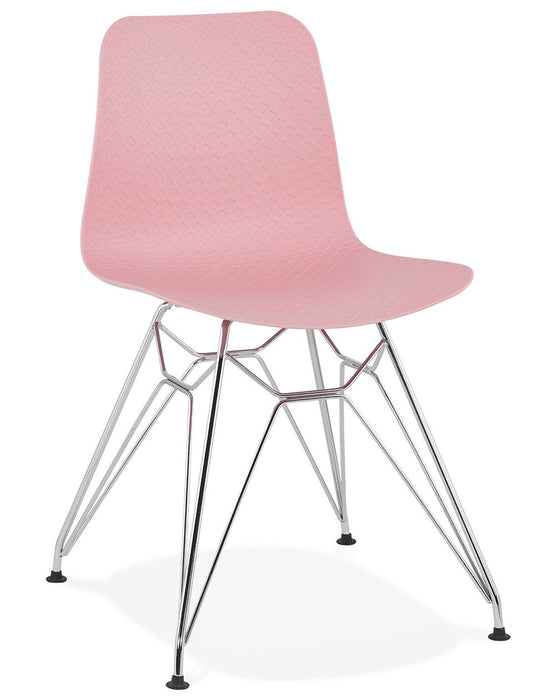Pink Fifi Dining Chair