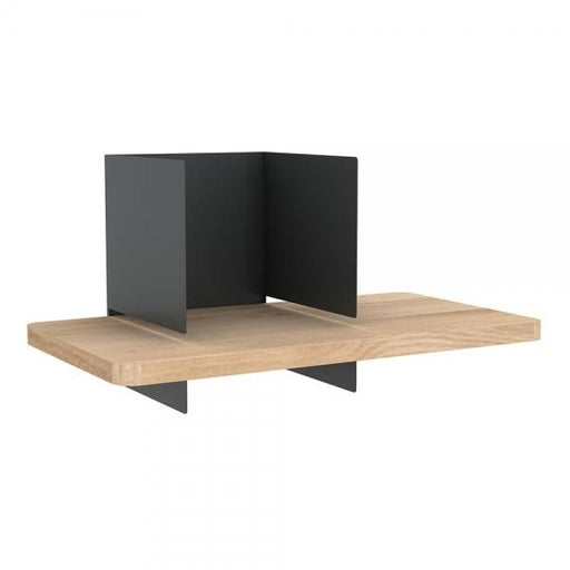 Dark Grey Universo Clip Wall Shelf