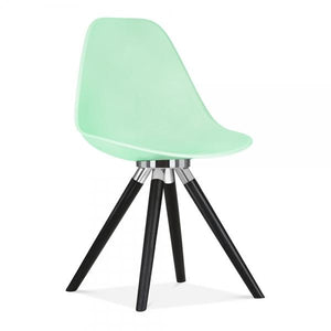 Pastel Green Moda Dining Chair