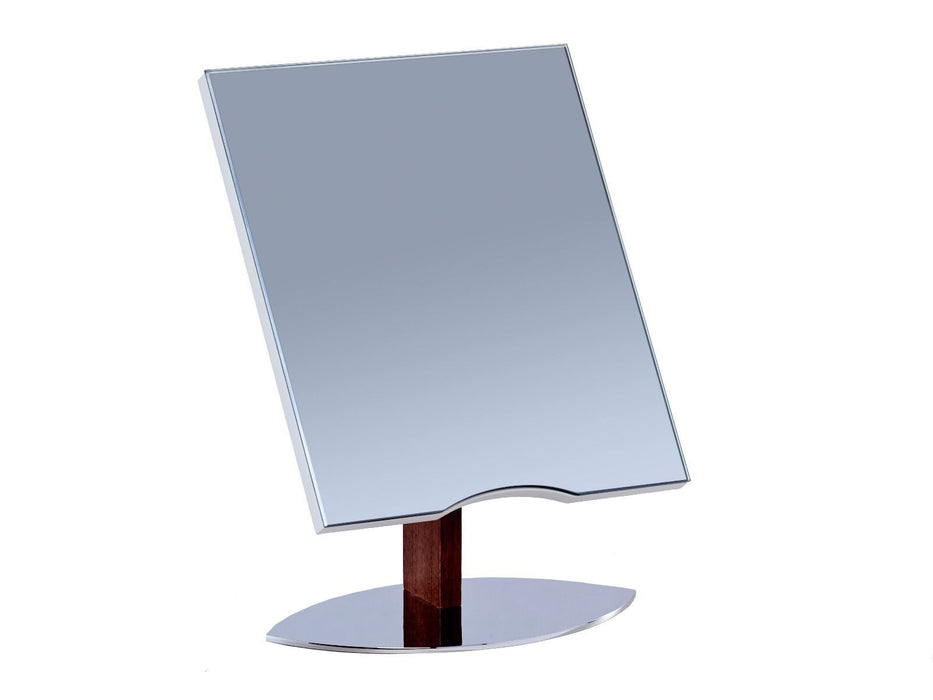 Shadow White Gillmore Table Top Mirror