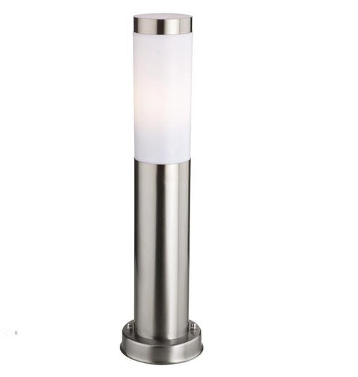 Stainless Steel Plaza Small Post Light