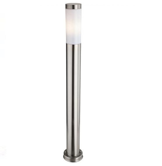 Stainless Steel Plaza Tall Post Light