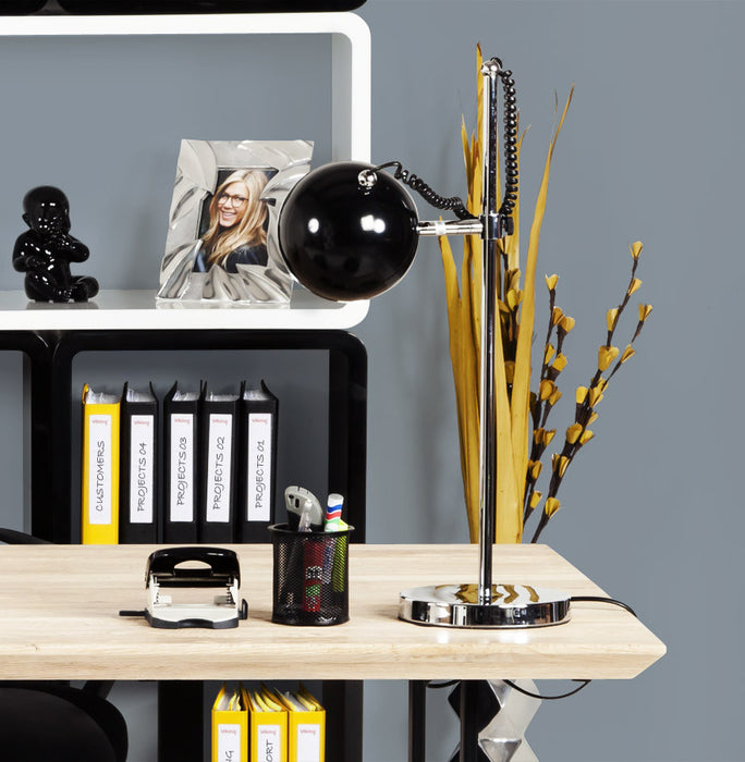 Black Modern Kokoon Multi-Use Lamp TL00010BL