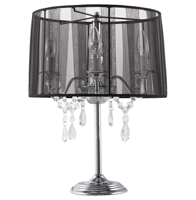 Black Contemporary Kokoon Costes Lamp TL00050BL