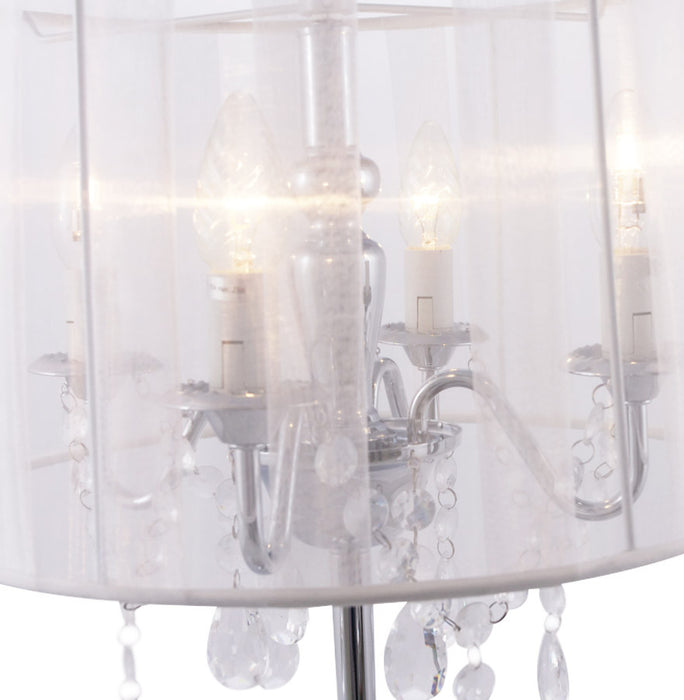 White Designer Kokoon Costes Lamp TL00060WH