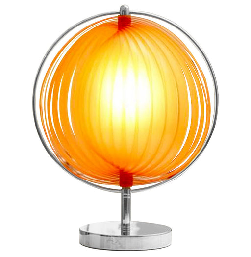 Orange Contemporary Kokoon Nina Small Office Lamp TL00080OR