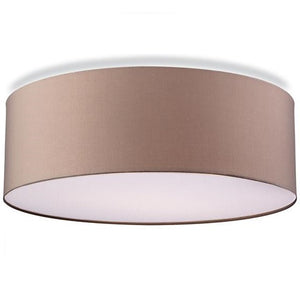 Taupe Phoenix Flush Fitting Light