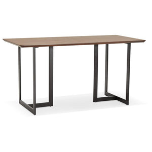 Walnut Modern Dorr Office Desk