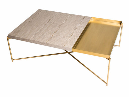Weather Oak Gillmore Rectangle Table Coffee