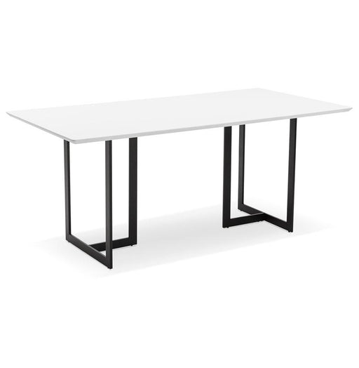 White Dorr Office Desk