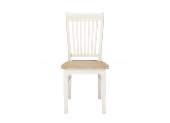 White Juliette Dining Chairs (Pack of 2)