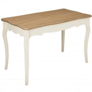 White Juliette Dining Table