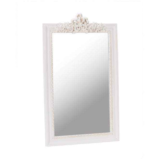 White Juliette Wall Mirror