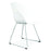 White Design Armchair AC01410WH