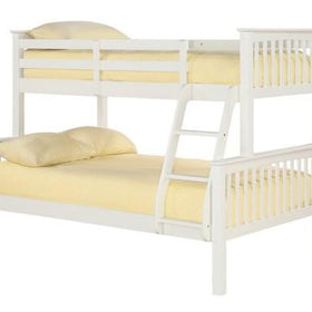 White Otto Triple Bunk