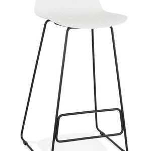 White Slade Bar Stool