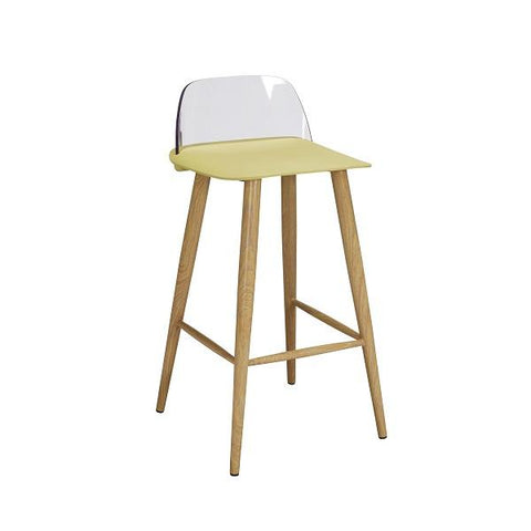 Yellow Chelsea Bar Stools ( 2 Per Pack )