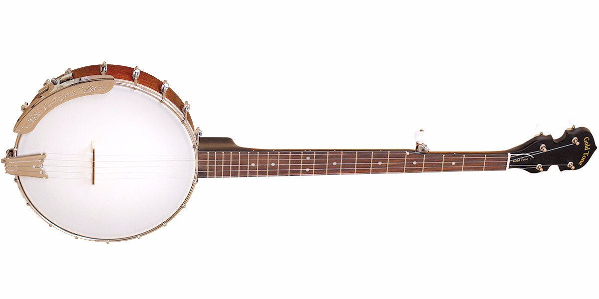 GOLDTONE CC-50 Economy Cripple Creek Beginner Banjo (Five String, Maple)