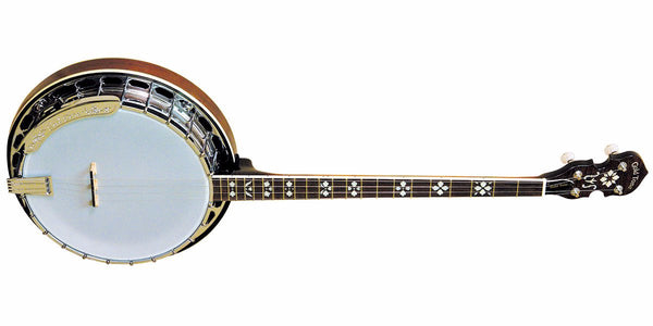 GoldTone PS-250 Professional 4-String Plectrum Banjo
