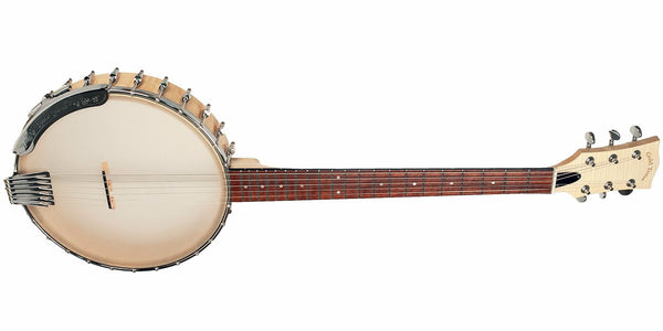 "GoldTone BT-1000 12"" Pot Banjitar Banjo Guitar"