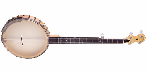 "GoldTone CC-Carlin12 Signature Series 12"" Clawhammer Banjo"