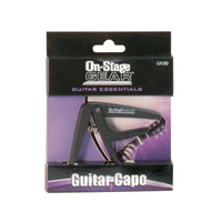 Spring Loaded Guitar Capo