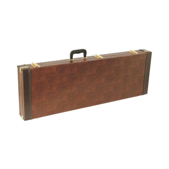 Hardshell Electric Guitar Case (Snakeskin)