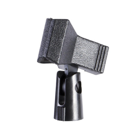 Clothespin-Style Plastic Mic Clip